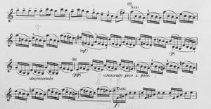 Vivaldin viulukonsertti a-molli Op. 3 No. 6